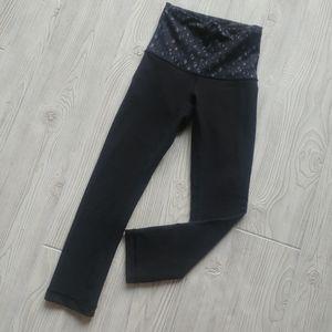 (2) Lululemon Cropped Tights!